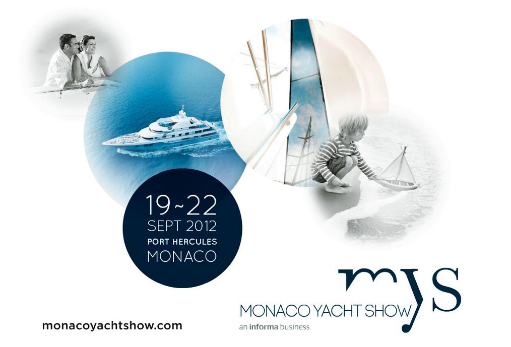 Monaco Yacht Show Tai Ping Yoann Doux