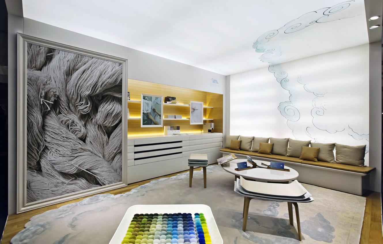 Stand Tai Ping Monaco Yacht Show Yoann Doux